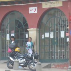Notaría 59 en Bogotá