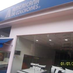 Americana de Colchones Carrera 7 con Calle  127 en Bogotá