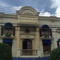 Jacques en Bogotá