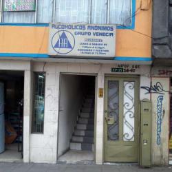 Alcohólicos Anónimos Grupo Venecia  en Bogotá