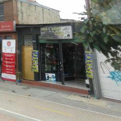 Cascos y Accesorios Flamotor en Bogotá