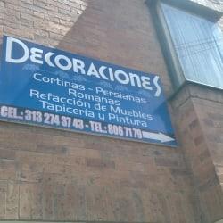 Decoraciones en Bogotá