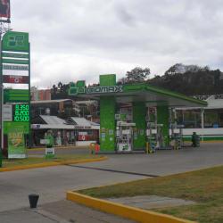 Estación de Servicio Biomax Avenida Boyacá con 134 en Bogotá