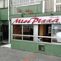 Mios Pizza en Bogotá