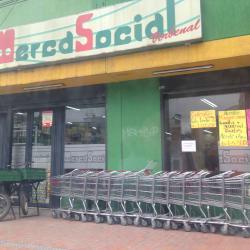 Merca Social Vervenal  en Bogotá