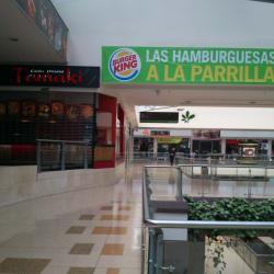 Centro Comercial Santafé en Bogotá