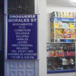 Droguería Morales Sy en Bogotá