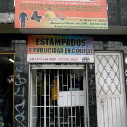 Dotaciones Monaco en Bogotá