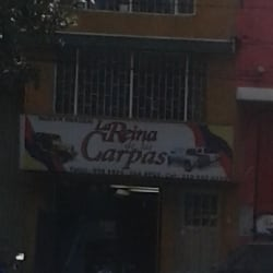 La Reina de las Carpas en Bogotá