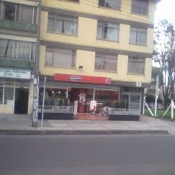 Parador Madrileña Calle 45 en Bogotá