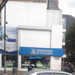 Americana de Colchones Calle 82 en Bogotá