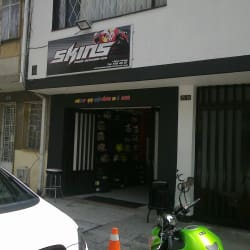 Skins en Bogotá