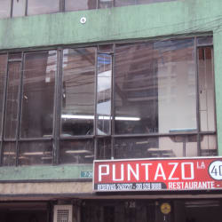 Restaurante Bar Puntazo La 40 en Bogotá