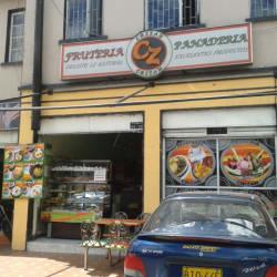 Frutería Panadería Crizan en Bogotá