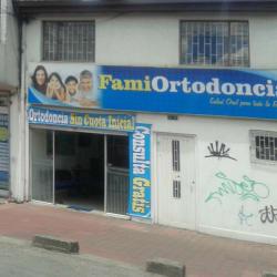 Famiortodoncia Calle 68  en Bogotá