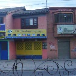 FB Rodamientos en Bogotá