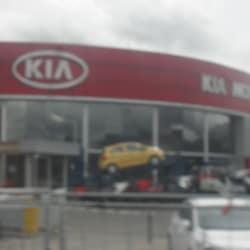 KIA Motors Calle 170 con Carrera 72 en Bogotá