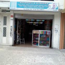 Adornos La Alquería en Bogotá