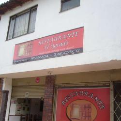 Restaurante El Agrado en Bogotá