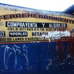 Ferreherramientas en Bogotá