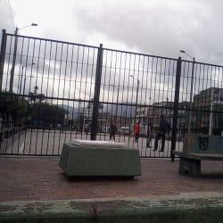 Parque Primera de Mayo en Bogotá