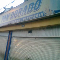 Cafetería Pan Dorado en Bogotá