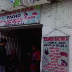 Remontadora de Calzado Pacho en Bogotá