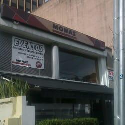Monas Gourmet en Bogotá