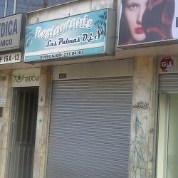Restaurante Las Palmas D.j.S en Bogotá