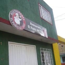 Restaurante El Punto del Chef en Bogotá