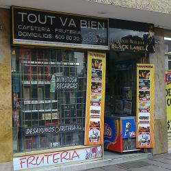 Cigarrería Tout Va Bien en Bogotá