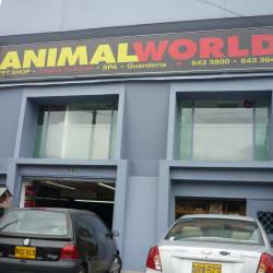 Animal World en Bogotá