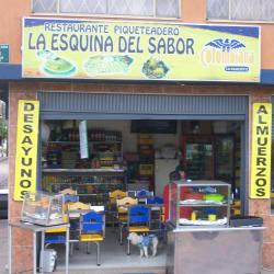 Esquina del Sabor Piqueteadero en Bogotá