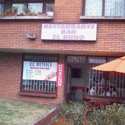 Restaurante Bar El Búho en Bogotá