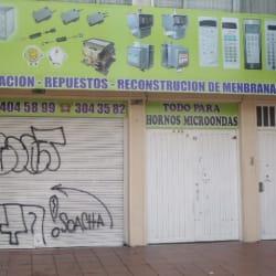 Reparación Repuestos en Bogotá