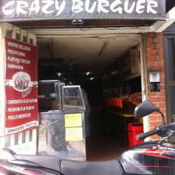 Crazy Burguer en Bogotá