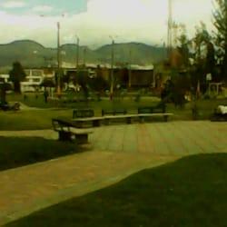 Parque Barrio La Alquería  en Bogotá