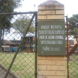 Parque Infantil Marco Tulio Romero Súper Manzana 5 en Bogotá