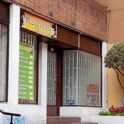 Peluquería Calle 45 con Carrera 16 en Bogotá