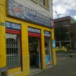 Empanadas 53 en Bogotá