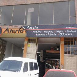Aterfo en Bogotá
