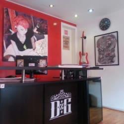 Dzg Parlour Tattoo en Bogotá