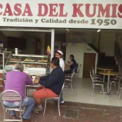 Casa del Kumis Carrera 27  en Bogotá
