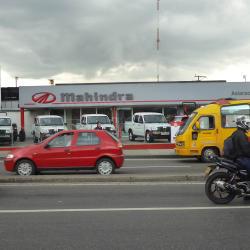 Mahindra Asiarace en Bogotá