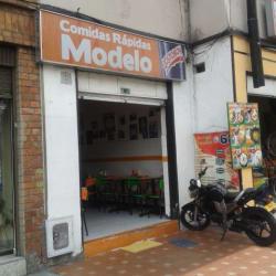 Comidas Rápidas Modelo en Bogotá