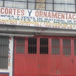 Oxicortes y Ornamentación en Bogotá