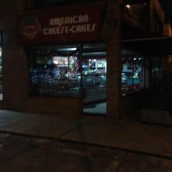 American Cheese Cakes Calle 122 en Bogotá