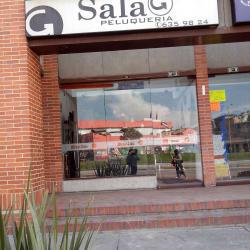 Peluquería Sala G en Bogotá