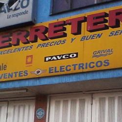 Ferretería París en Bogotá