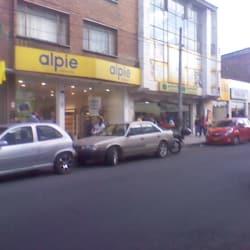 Calzado Alpie en Bogotá